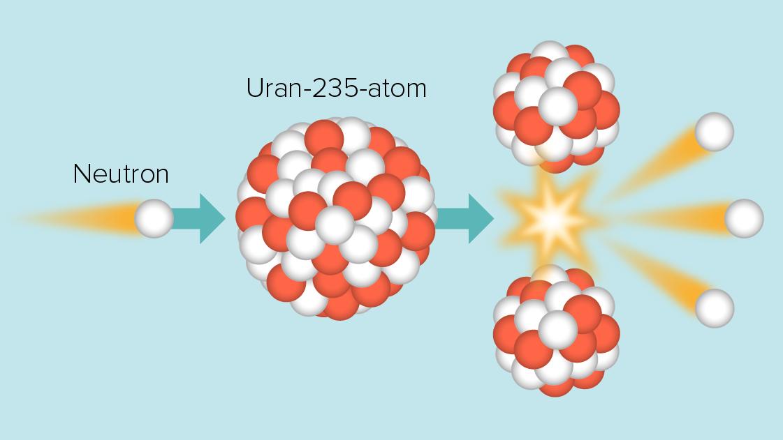 Plutonium 239 Fission