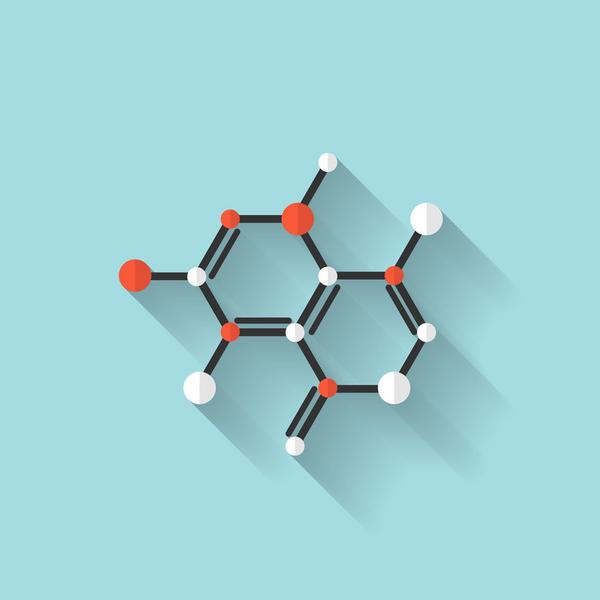3197   Molekyler och deras namn