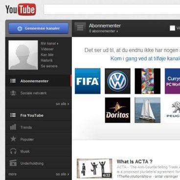 YouTube og videoredigering