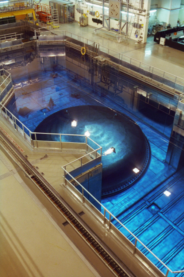 Reaktorlaag  Forsmark   Vattenfall